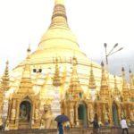 ヤンゴンのシュエダゴンパゴダ