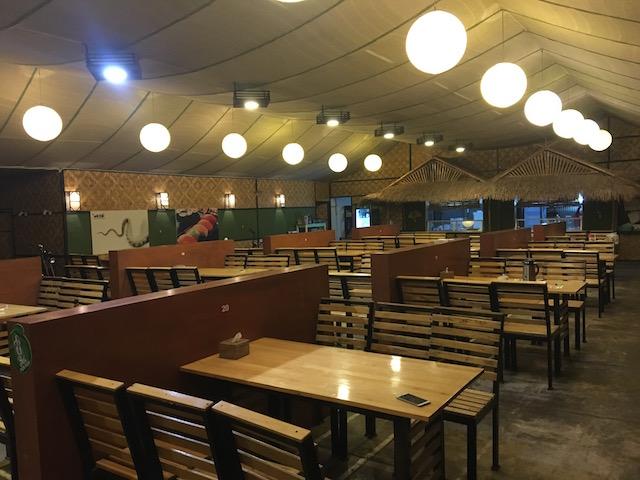 ニャウンシュエの日本食屋NOZOMI