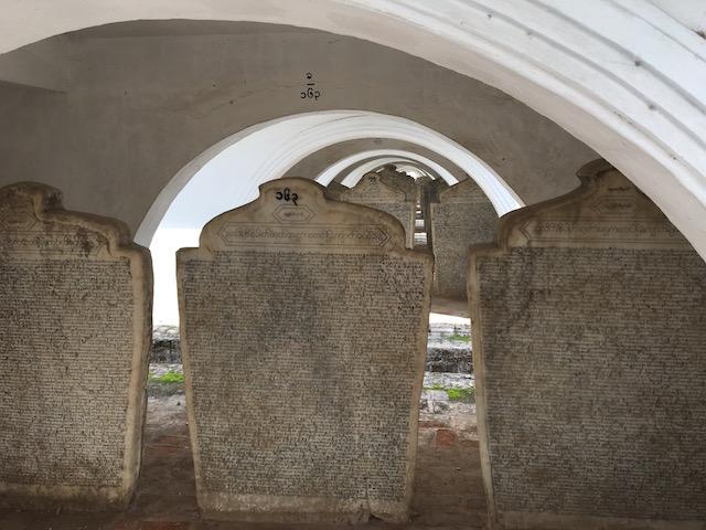 クドードォ・パヤーの石碑