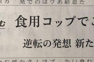 日経新聞4月2日12面
